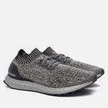 Мужские кроссовки adidas Performance Ultra Boost Uncaged Medium Grey/Dark Grey/Silver Metallic фото- 1