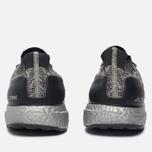 Мужские кроссовки adidas Performance Ultra Boost Uncaged Medium Grey/Dark Grey/Silver Metallic фото- 3