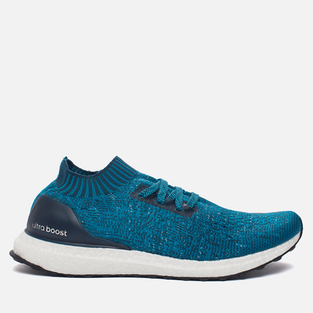Мужские кроссовки adidas Performance Ultra Boost Uncaged Petrol Night/Mystery Petrol/Petrol Night