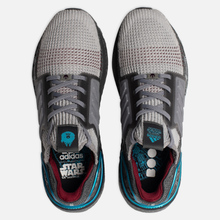 Мужские кроссовки adidas Performance x Star Wars Ultra Boost 19 Grey/Grey Two/Bright Cyan фото- 1