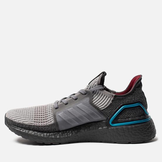 Мужские кроссовки adidas Performance x Star Wars Ultra Boost 19 Grey/Grey Two/Bright Cyan