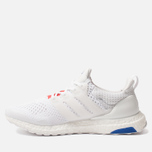 Мужские кроссовки adidas Performance x Undefeated Ultra Boost White/White/Red фото- 1