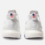 Мужские кроссовки adidas Performance x Undefeated Ultra Boost White/White/Red фото- 3
