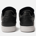 Мужские кроссовки adidas Skateboarding Busenitz Core Black/Gold Metallic/White фото- 3