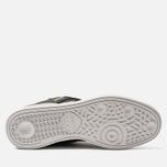 Мужские кроссовки adidas Skateboarding Busenitz Core Black/Gold Metallic/White фото- 4