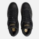 Мужские кроссовки adidas Skateboarding Busenitz Core Black/Gold Metallic/White фото- 5