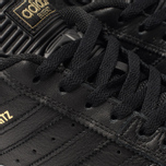 Мужские кроссовки adidas Skateboarding Busenitz Core Black/Gold Metallic/White фото- 6