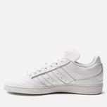 Мужские кроссовки adidas Skateboarding Busenitz White/Gold Metallic/White фото- 1