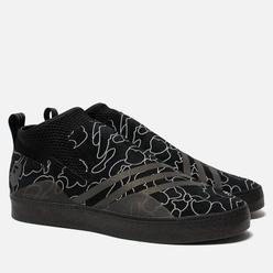 Мужские кроссовки adidas Snowboarding x Bape 3ST.002 Core Black/Black/White