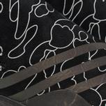 Мужские кроссовки adidas Snowboarding x Bape 3ST.002 Core Black/Black/White фото- 6