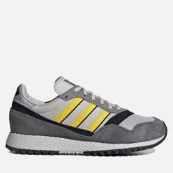 Мужские кроссовки adidas Spezial Ashurst Grey One/Yellow/Core Black