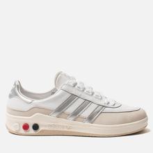 Мужские кроссовки adidas Spezial GLXY White/Silver Metallic/Off White фото- 3