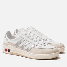 Мужские кроссовки adidas Spezial GLXY White/Silver Metallic/Off White фото- 0
