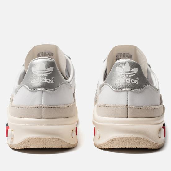 Мужские кроссовки adidas Spezial GLXY White/Silver Metallic/Off White