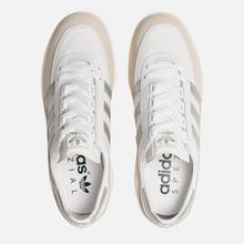 Мужские кроссовки adidas Spezial GLXY White/Silver Metallic/Off White фото- 1