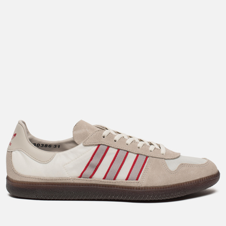 Мужские кроссовки adidas Spezial Hulton Core Brown/Clear Granite/Scarlet