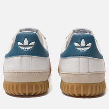 Мужские кроссовки adidas Spezial Indoor Comp White/Supplier Colour/Clear Brown фото- 2