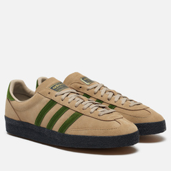 Мужские кроссовки adidas Spezial Lotherton Tech Gold/Craft Green/Core Black