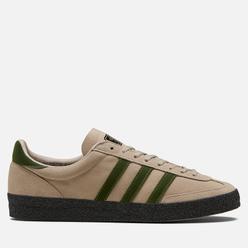Мужские кроссовки adidas Spezial Lotherton Tech Gold/Craft Green/Core Black