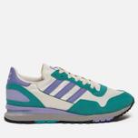 Мужские кроссовки adidas Spezial Lowertree Off White/Light Purple/Aero Reef фото- 0