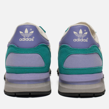 Мужские кроссовки adidas Spezial Lowertree Off White/Light Purple/Aero Reef фото- 3