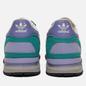 Мужские кроссовки adidas Spezial Lowertree Off White/Light Purple/Aero Reef фото - 2