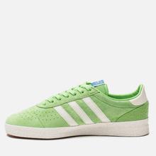 Мужские кроссовки adidas Spezial Munchen Super Green/Off White/Off White фото- 5