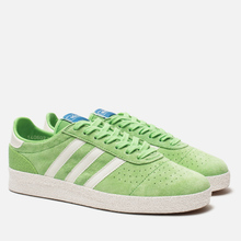 Мужские кроссовки adidas Spezial Munchen Super Green/Off White/Off White фото- 0