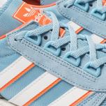 Мужские кроссовки adidas Spezial Silverbirch Clear Blue/White/Orange фото- 6