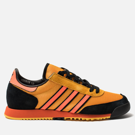 Мужские кроссовки adidas Spezial SL80 (A) Collegiate Gold/Core Black/Solar Orange
