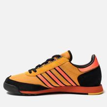 Мужские кроссовки adidas Spezial SL80 (A) Collegiate Gold/Core Black/Solar Orange фото- 5