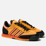 Мужские кроссовки adidas Spezial SL80 (A) Collegiate Gold/Core Black/Solar Orange фото- 1