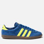 Мужские кроссовки adidas Spezial Whalley Power Blue/Solar Yellow/Cream White фото- 0