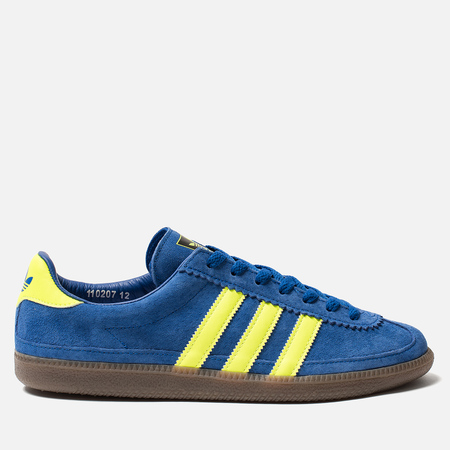 Мужские кроссовки adidas Spezial Whalley Power Blue/Solar Yellow/Cream White