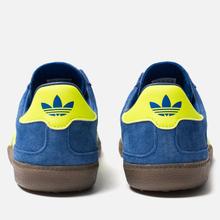Мужские кроссовки adidas Spezial Whalley Power Blue/Solar Yellow/Cream White фото- 2