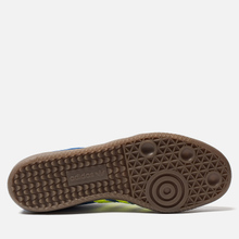 Мужские кроссовки adidas Spezial Whalley Power Blue/Solar Yellow/Cream White фото- 4