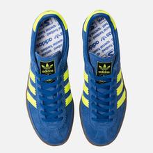 Мужские кроссовки adidas Spezial Whalley Power Blue/Solar Yellow/Cream White фото- 1