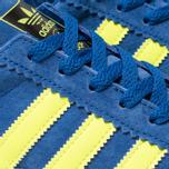 Мужские кроссовки adidas Spezial Whalley Power Blue/Solar Yellow/Cream White фото- 6