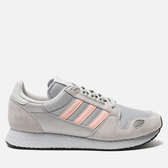 Мужские кроссовки adidas Spezial ZX 452 Clear Grey/Haze Coral/Core Black
