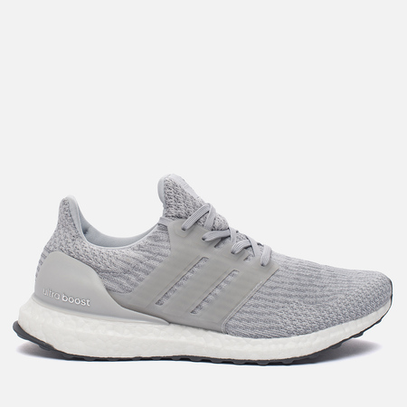 Мужские кроссовки adidas Performance Ultra Boost Clear Grey/Clear Grey/Mid Grey
