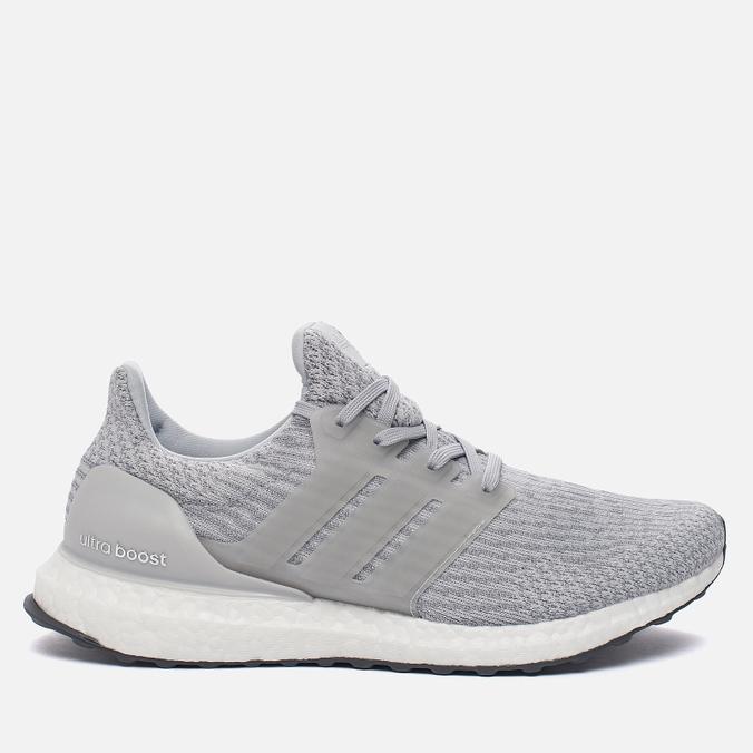Мужские кроссовки adidas Performance Ultra Boost Clear Grey/Clear Grey/Mid Grey