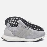 Мужские кроссовки adidas Performance Ultra Boost Clear Grey/Clear Grey/Mid Grey фото- 2