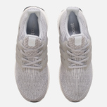 Мужские кроссовки adidas Performance Ultra Boost Clear Grey/Clear Grey/Mid Grey фото- 4