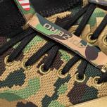Мужские бутсы adidas x Bape Superbowl Cleats Supplier Colour/Gold Metallic/White фото- 6
