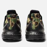 Мужские кроссовки adidas x Bape Superbowl Ultra Boost Supplier Colour/White/Core Black фото- 3