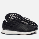 Мужские кроссовки adidas x Porsche Design Sport Ultra Boost Core Black/Core Black/White фото- 1