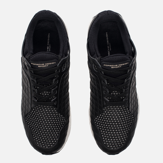 Мужские кроссовки adidas x Porsche Design Sport Ultra Boost Core Black/Core Black/White