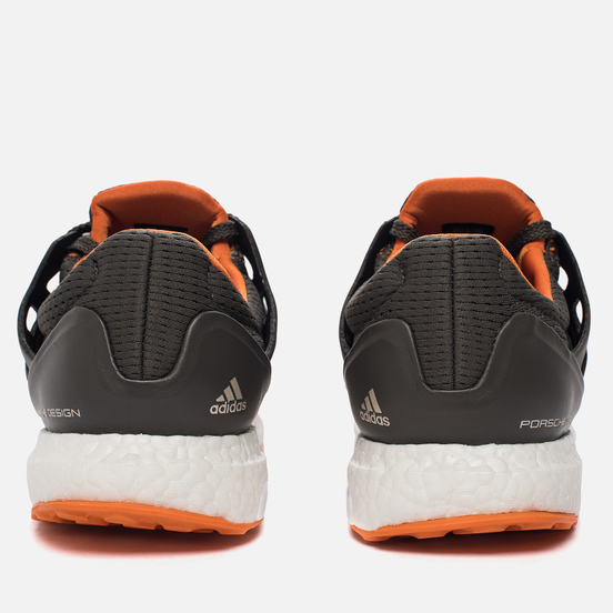 Мужские кроссовки adidas x Porsche Design Sport Ultra Boost Utility Grey/Utility Grey/Unity Orange