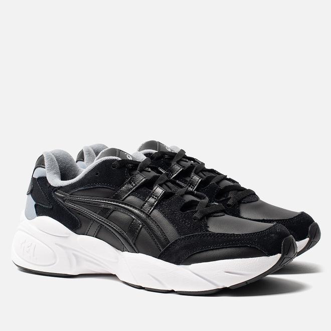 Мужские кроссовки ASICS Gel-BND Black/Black/White