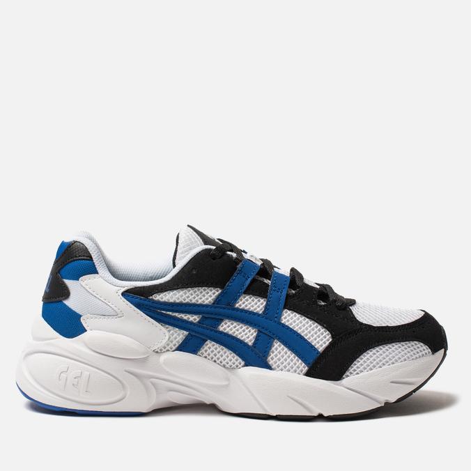 b6e0e53c Мужские кроссовки ASICS Gel-BND White/Blue 1021A145-101